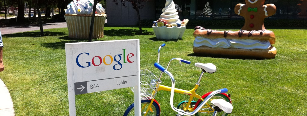 Silicon Valley Google Plex